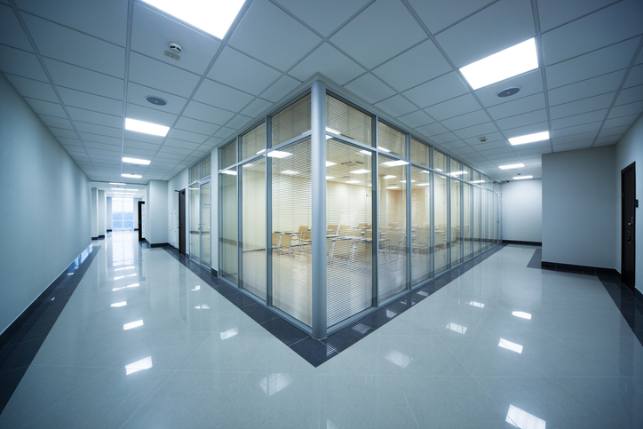 Demountable Partitioning - Glass Room Dividers