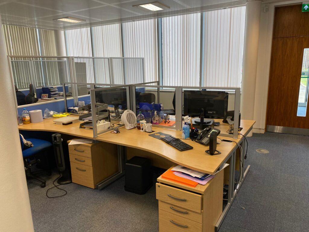 Office Desk Screens